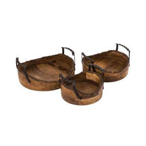Hartley - 12 Inch Bowls (Set of 3)