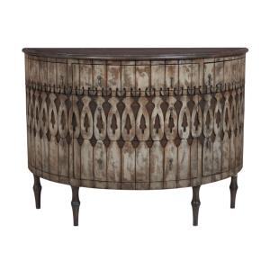 "Artifacts - 55"" Demilune Sideboard"