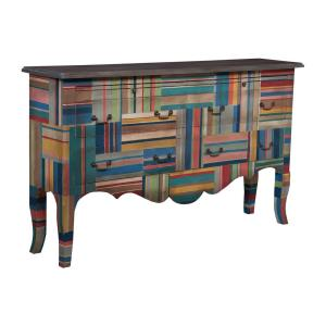 "62"" 4-Drawer Sideboard"