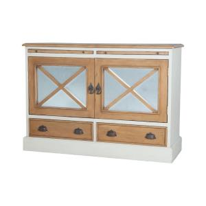 "Belle Grove - 51"" 2-Door 3-Drawer Sideboard"