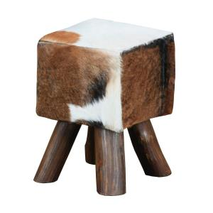 "Ilford - 18"" Cube Stool"