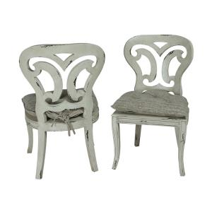 """Artifacts - 39"""" Side Chair (Set of 2)"""