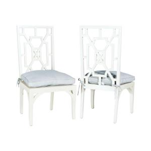 "Manor - 47"" Dining Chair (Set of 2)"