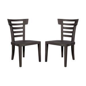 "Teak - 37.5"" Patio Morning Chair (Set of 2)"