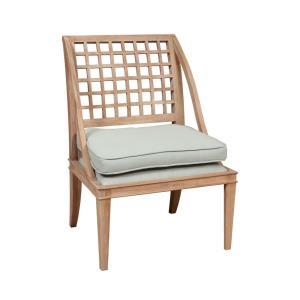 Coastal - 37 Inch Bend Chair