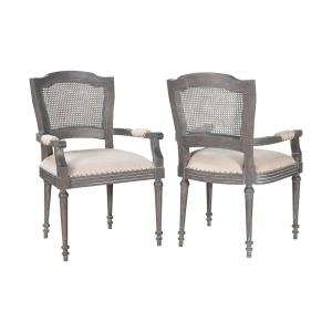 "Chelsea - 38"" Arm Chair (Set of 2)"