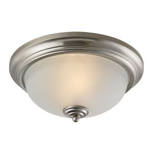 Huntington - Two Light Flush Mount