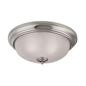 Huntington - Three Light Flush Mount