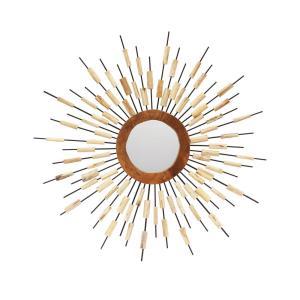 Sun Spiral - 35.44 Inch Mirror