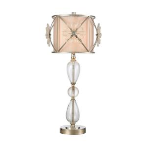 Boca Leaf - One Light Table Lamp