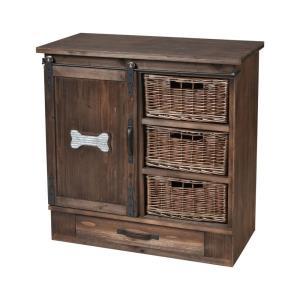 Thoroughbred - 31.5 Inch Pet Feeder Cabinet