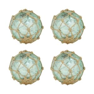 Pescador - 4 Inch Sphere (Set of 4)