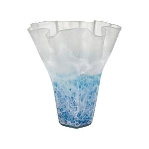 Marissa - 11 Inch Wavy Vase