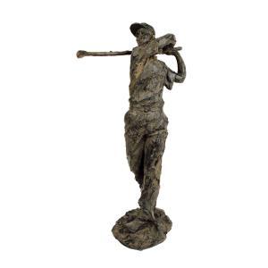 Old Tom Morris - 18 Inch Sculpture