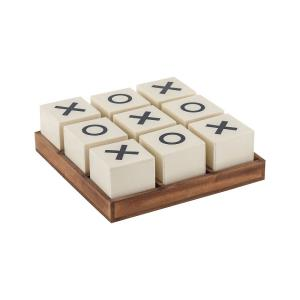 Crossnought - 8 Inch Tic-Tac-Toe Game