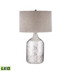 32 Inch 9.5W 1 LED Glass Jug Table Lamp