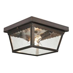 Springfield - Two Light Flush Mount