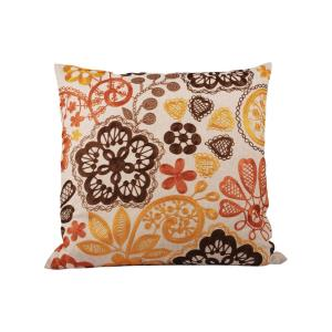 Flora - 20x20 Inch Pillow Cover Only