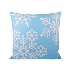 Malibu Snow - 20x20 Inch Pillow Cover Only