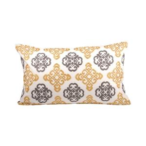 Corely - 16x26 Inch Lumbar Pillow Cover Only