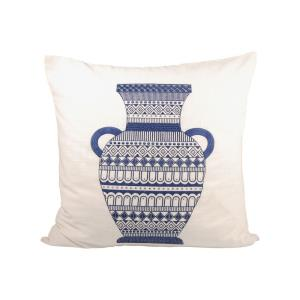 Classique Vase - 20x20 Inch Pillow Cover Only