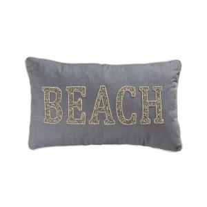 Beach - 16x26 Inch Lumbar Pillow Cover Only