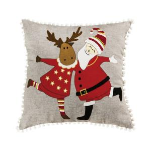 Celebration on Ice - 20x20 Inch Pillow Cover Only