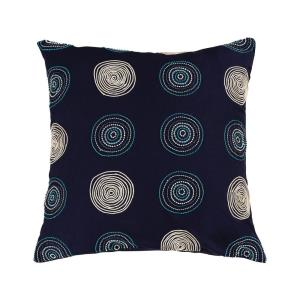 Circles - 20x20 Inch Pillow Cover Only