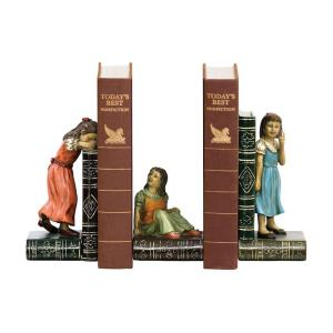 """Child Games - 10"""" Bookend (Set of 2)"""