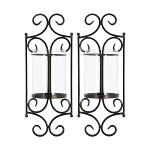 Windsor - 15.4 Inch Candle Wall Sconce (Set of 2)