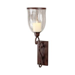 Montana - 31.4 Inch Wall Sconce Candleholder