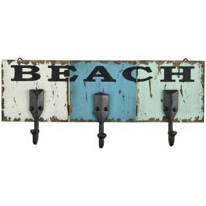 Beach - 16.5 Inch Wall Hook