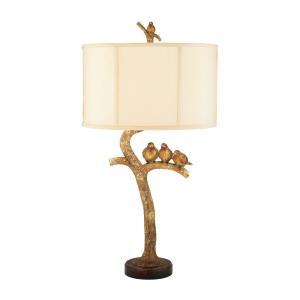 Three Bird Light - One Light Table Lamp