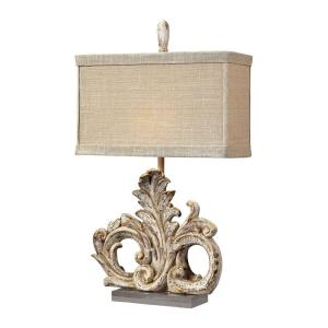 Springfield - One Light Table Lamp