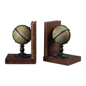 Atlas - 5 Inch Bookend (Set of 2)