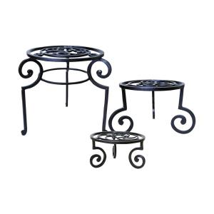 Venice - Plant Stands/Garden Stool(Set of 3)