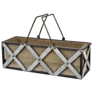 """Avery Hill - 18"""" Rectangle Planter"""