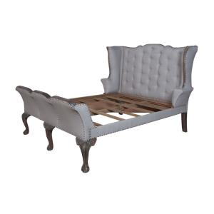 "Heritage - 91"" King Sliegh Bed"