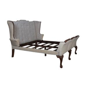 "Jefferson - 96"" Queen Sleigh Bed"
