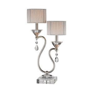 Krystal - Two Light Table Lamp