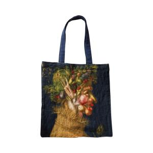 Summer - 15 Inch Market Bag with Digital Print