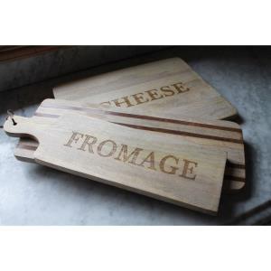 Fromage - 22.25 Inch Mango/Sheehsam Cheese Board