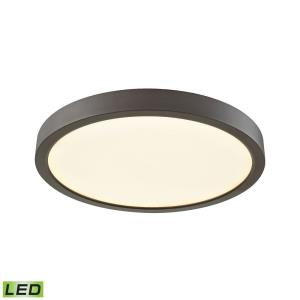 Titan - 10 Inch 15W 1 LED Flush Mount