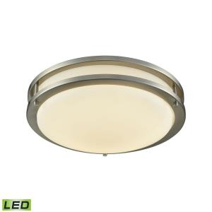 Clarion - 11 Inch 13W 1 LED Flush Mount