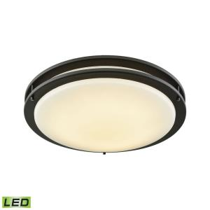 Clarion - 18 Inch 28.5W 1 LED Flush Mount