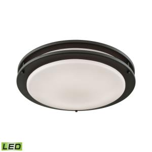 Clarion - 14 Inch 1 LED Flush Mount