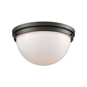 Beckett - Two Light Flush Mount