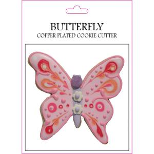 Butterfly - 6.81- Inch Cookie Cutter (Set of 6)