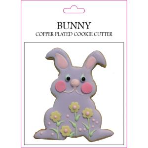 Bunny - 6.81- Inch Cookie Cutter (Set of 6)