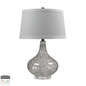 "Dimond - 24"" 60W 1 LED Table Lamp with Philips Hue LED Bulb/Bridge"